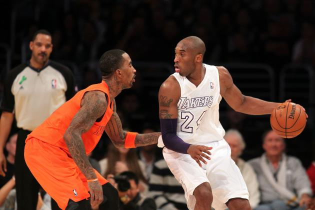 Los Angeles Lakers, New York Knicks Taking Page out of Same Playbook