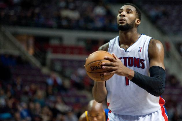 Pistons' Andre Drummond Agrees with How Coach Is Handling Him
