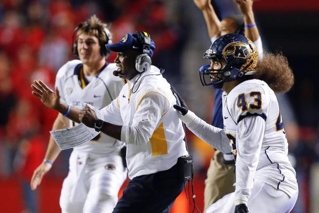 Darrell Hazell Still a Rock Star at Kent State