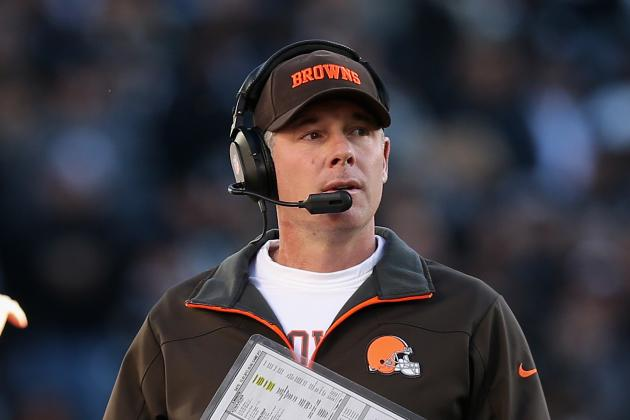 Browns' Shurmur Rolls into Pittsburgh Unsure of Fate