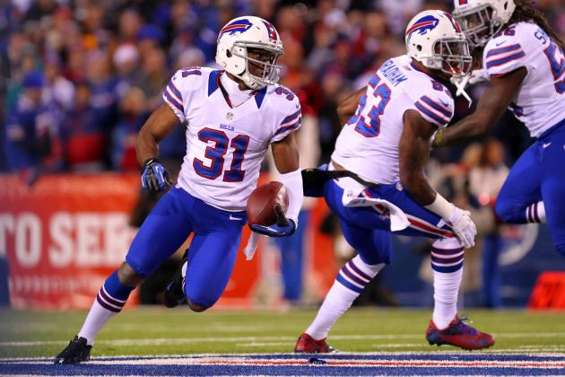 Buffalo Bills: Jairus Byrd Absolutely Robbed of Pro Bowl Spot