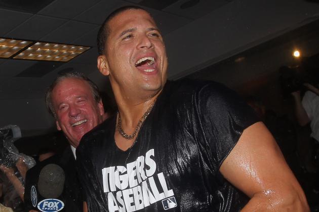 Detroit Tigers: Victor Martinez & Torii Hunter Offer Veteran Leadership to Club