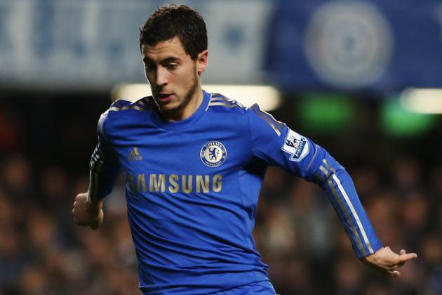 Benteke: Hazard Dreaming of Madrid