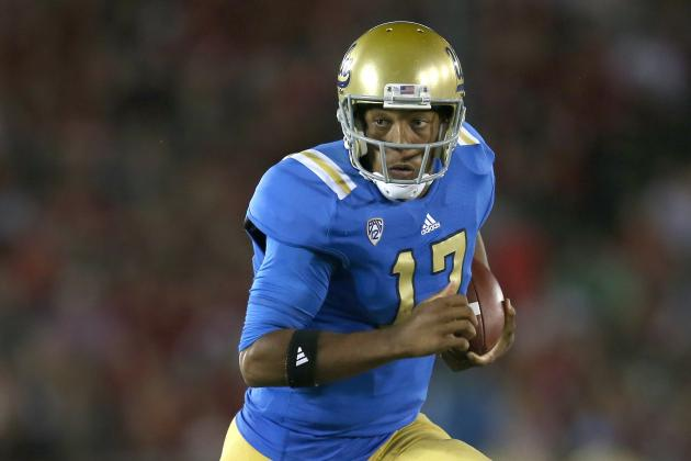 UCLA's Brett Hundley Has Exceeded Expectations