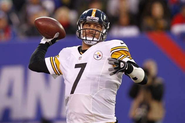 Roethlisberger Shouldn't Take All the Blame