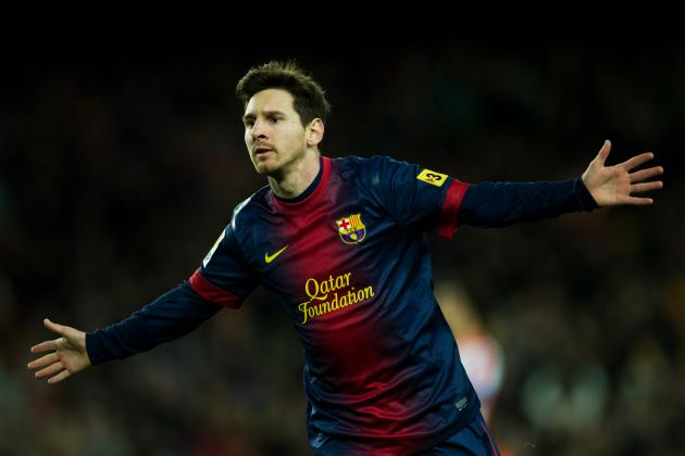 Why 2012 Was the Year of Lionel Messi