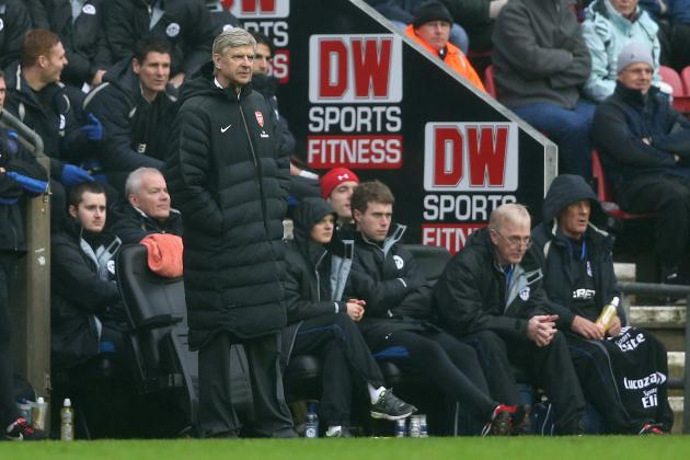 Arsenal: Arsene Wenger Still Needs to Spend in January