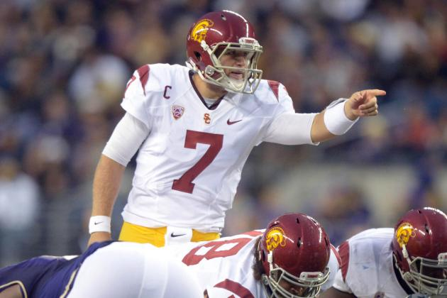 Matt Barkley: Breaking Down 2013 NFL Draft Prospect's Draft Stock