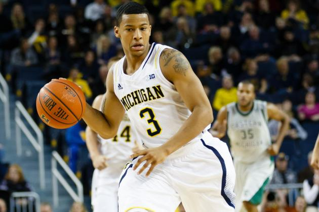 Trey Burke Still on Pace to Break Darius Morris' Record