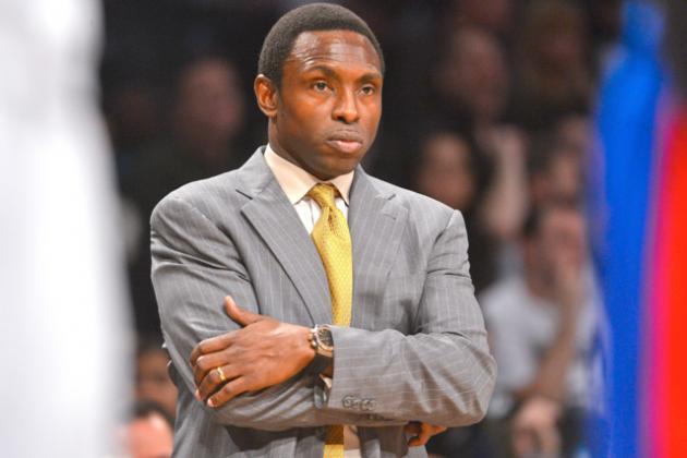 Brooklyn Nets Fire Head Coach Avery Johnson
