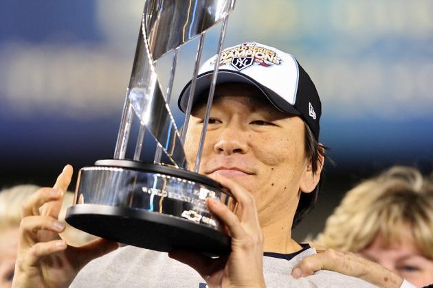 Hideki Matsui Announces His Retirement