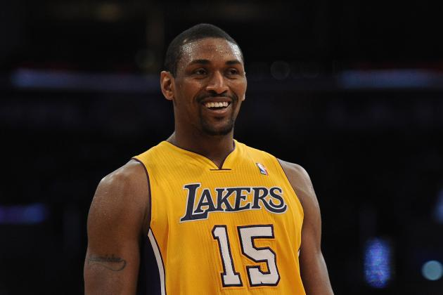 Rejuvenated Metta World Peace Proving Critical to LA Lakers' New Identity