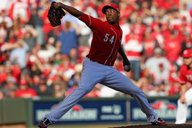 Should Aroldis Chapman of the Cincinnati Reds Have an Innings Limit in 2013?