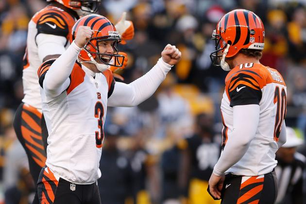 2012 AFC Playoffs: How Do the Cincinnati Bengals Match Up Against the Patriots?