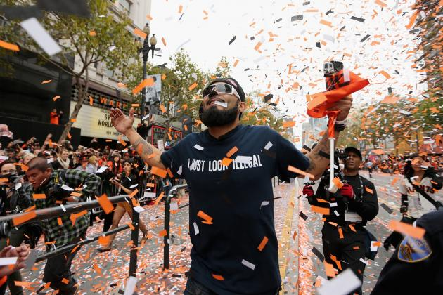San Francisco Giants Announce World Series Trophy Tour