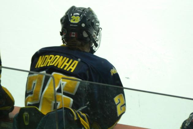 Hailey Noronha Learned Her Position from 1 of Hockey's Living Legends