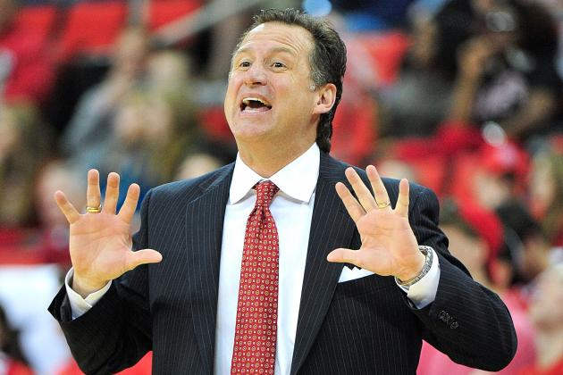 Gottfried Relishes Challanges in Recruiting
