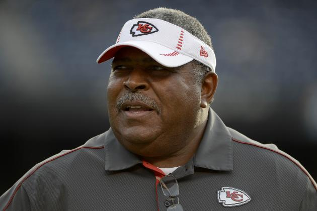 Chiefs' Crennel Has Fluid Drained from Left Knee