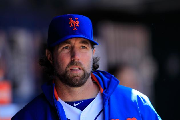 R.A. Dickey: The Most Interesting Man in the World