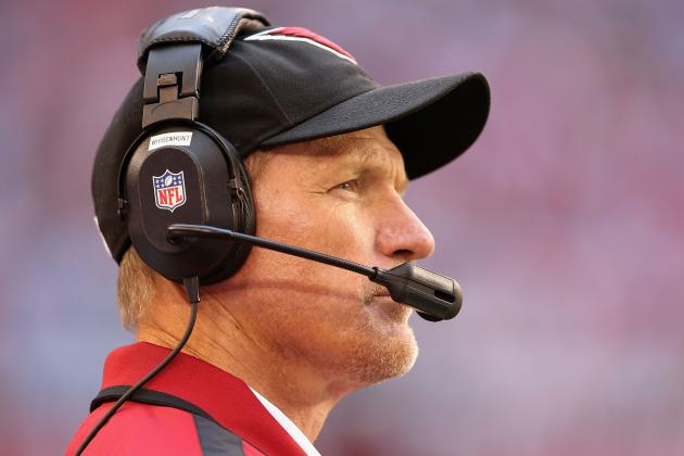 Arizona Cardinals Reportedly Fire Head Coach Ken Whisenhunt and GM Rod Graves