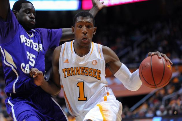 Tennessee basketball notebook: Richardson gets aggressive  | Nooga.com