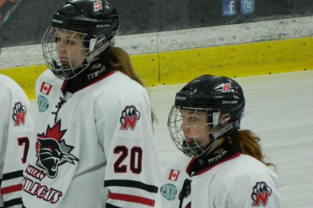 Lindsay Eastwood a Strong Physical Presence with the PWHL's Nepean Wildcats
