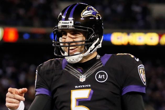 Joe Flacco Says Win over Giants Was 'a Good Game for Us to Build off Of'