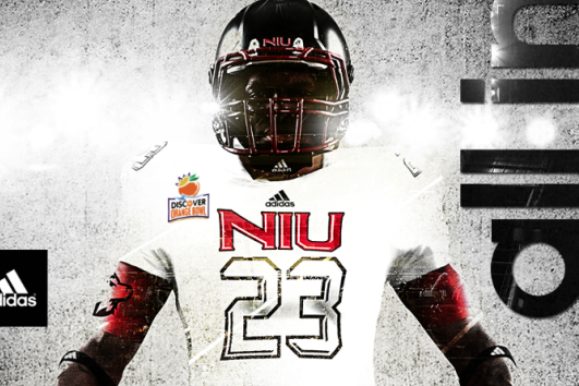 Breaking Down Northern Illinois New Adidas Uniforms for 2013 Orange Bowl vs. FSU