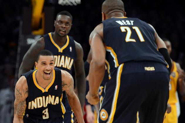 Indiana Pacers: Right Where They Want to Be Heading into 2013