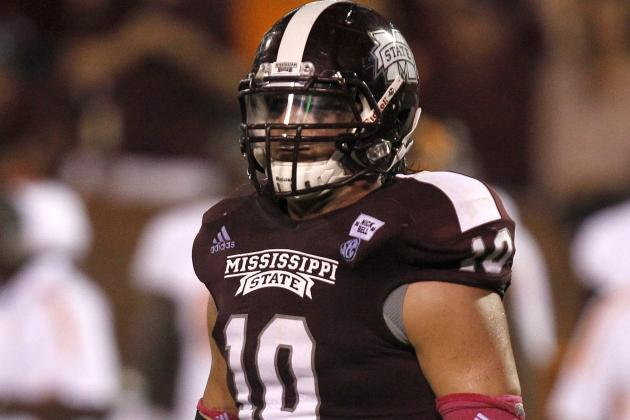 Mississippi State's Defense Ready to Rebound