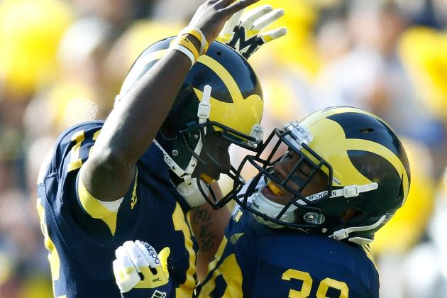 Wolverines Might Have Tailback-by-Committee in Outback Bowl
