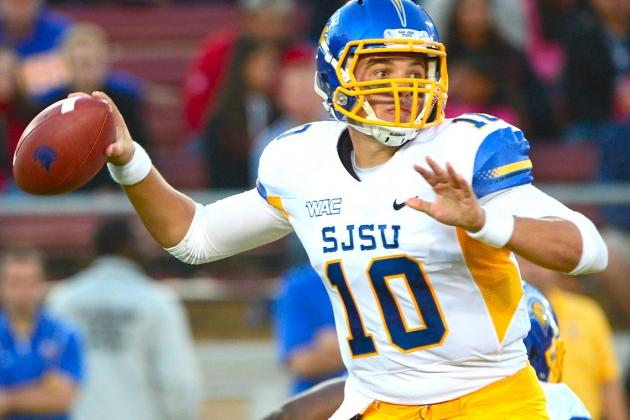 Military Bowl 2012: San Jose State vs. Bowling Green Live Scores and Analysis