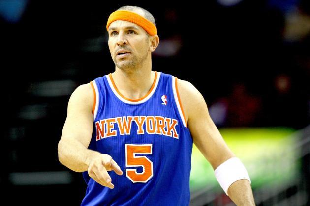 Raymond Felton's Injury Paves Way for Jason Kidd to Lead New York Knicks