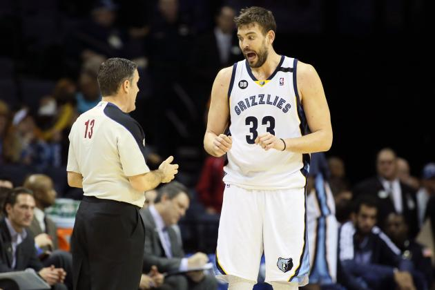 CA Sports Person of the Year: Marc Gasol
