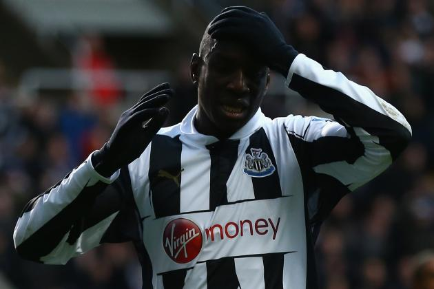 Demba Ba Transfer Latest: Should Newcastle Striker Sign New Contract?