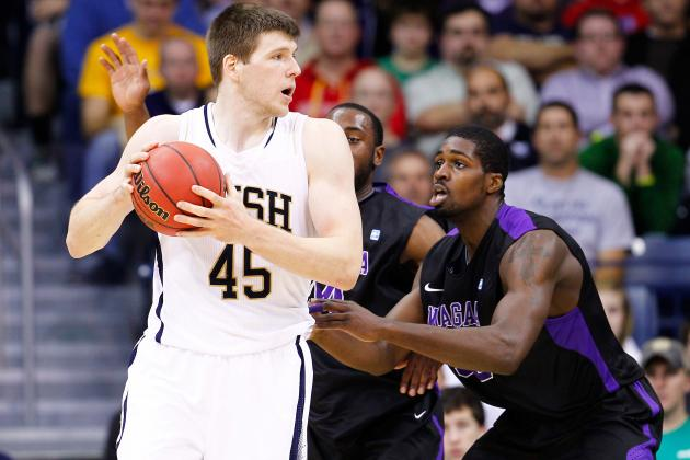 Notre Dame Men's Basketball: Cooley, ND Get Physical