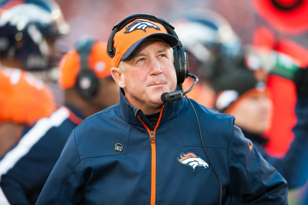 Broncos Coach John Fox Not Concerned with What Oddsmakers Say