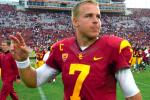 Barkley Out for Sun Bowl, USC Career Over