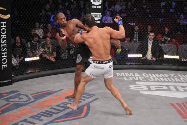 Bellator, Spike Look to Re-Engage the MMA Playbook