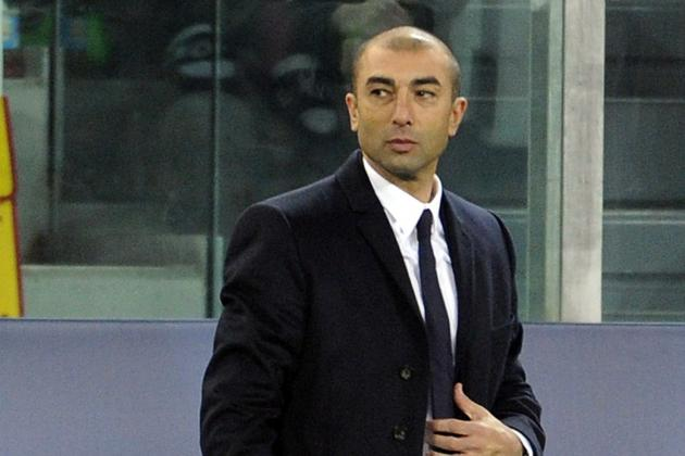 Blackburn Target Di Matteo as Berg Replacement