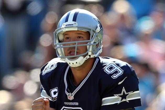 Tony Romo: 'You Love Playing in These Games'