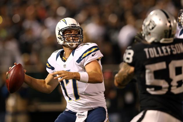 Raiders vs. Chargers: Spread Info, Line and Predictions
