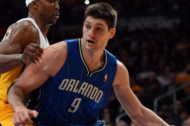 Nik Vucevic Needs to Improve Defensively
