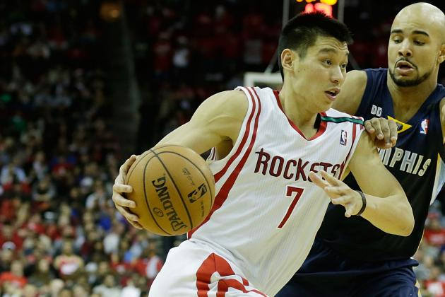 Jeremy Lin Tops All-Star Voting for Rockets