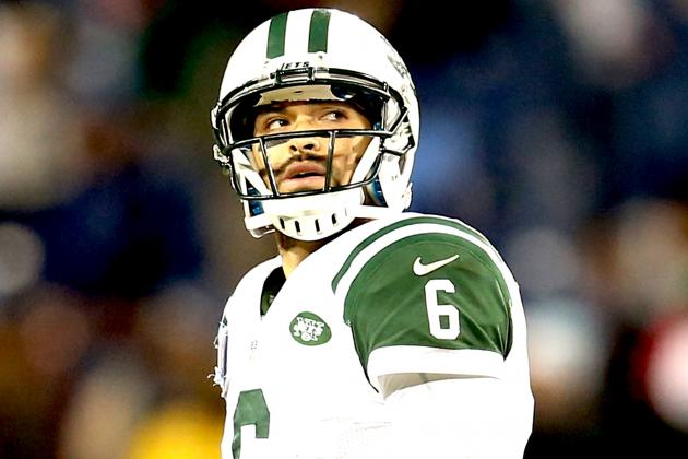 Trying to Make Sense of Mark Sanchez Starting for the New York Jets