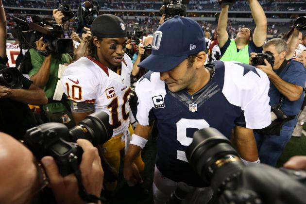 Vast Majority of America Wants Washington Redskins to Beat Dallas Cowboys