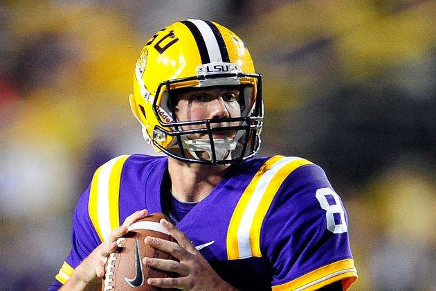 LSU Has More Bite Thanks to Mettenberger