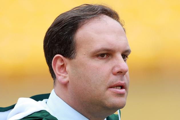 Source: Jets GM Mike Tannenbaum Likely to Lose Job Monday