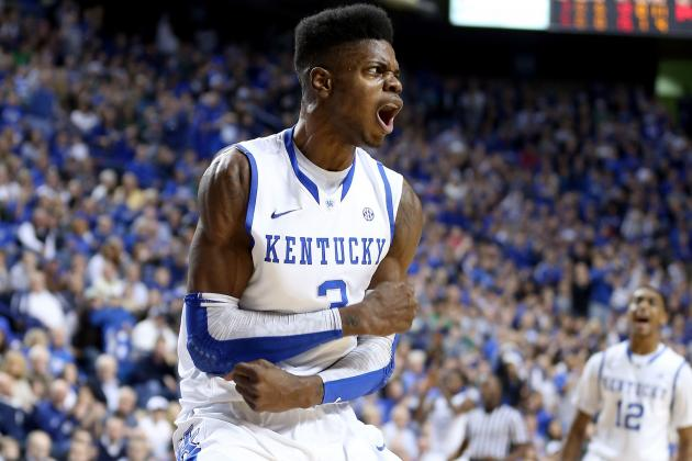Kentucky Basketball: Future 1st-Round Draft Picks in Wildcats' Rotation