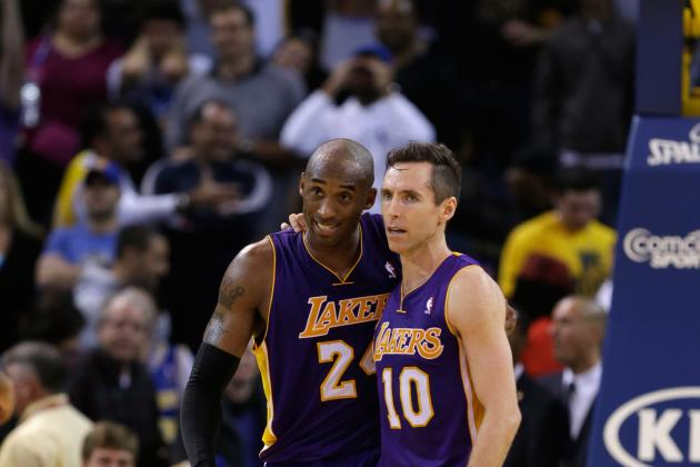 Los Angeles Lakers Success Depends on Kobe Bryant and Steve Nash